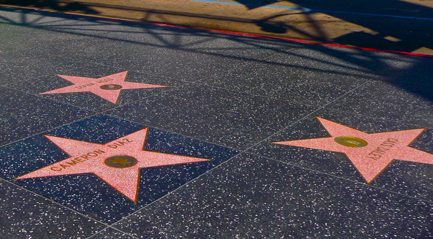 Hollywood-stars